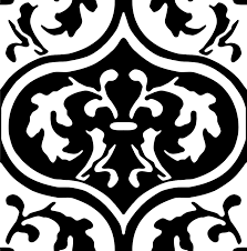 Morrocan Design Repeating Pattern Tile Moroccan Leaves The Graphics Fairy