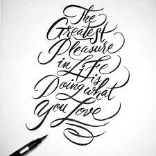 34 best script type images on pinterest hand lettering script