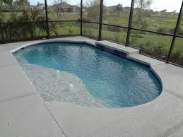Free Pool Design Software by Contemporary Pool Design In Manatee County Incorporates A Unique