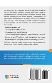 Deloitte Consulting Resume The Essential Sap Career Guide A Beginner U0027s Guide To Sap Careers