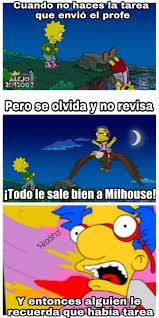 Millhouse Meme - milhouse headshot jaja meme subido por alejo2012007 memedroid