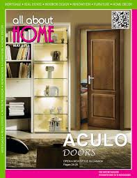 all about home magazine archive