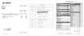 photography invoice template photo excel free download