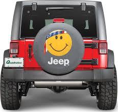 black jeep tires mopar 82212305ab jeep logo tire cover black denim with
