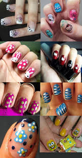 cool and funky nail art designs nail art pinterest funky