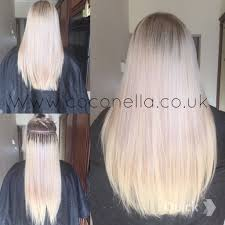mobile hair extensions russian indian remy micro nano rings hot fusion