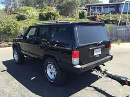jeep cherokee xj custom spoiler u0026 spoilerlight type i