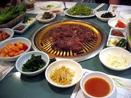 cuisine cor馥nne recettes cuisine coréenne wikipédia