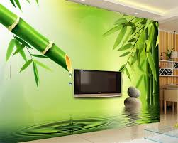 online get cheap beautiful bamboo wallpapers aliexpress com customize any size 3d wall murals living room mod
