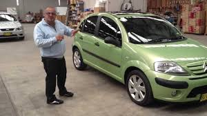 2006 citroen c3 my06 sx green hatch manual 125 000km bcc youtube