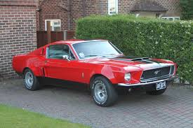 ford mustang for sale uk 1967 ford mustang fastback 289 auto 19 995