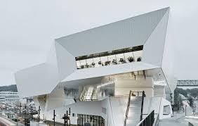 stuttgart architektur delugan meissl porsche museum in stuttgart a hovering warning