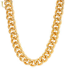 long chunky chain necklace images Buy u7 new hot hiphop jewelry 120cm long chunky jpg