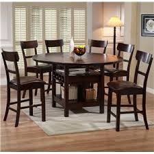 cory counter table with lazy susan walker u0027s furniture pub