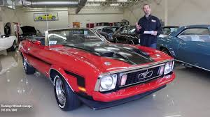 mach 1 mustang convertible 73 mustang mach 1 convertible for sale with test drive driving