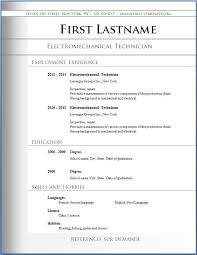 downloadable resume templates free basic resume templates resume format for free simple resume