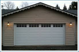 northwest garages general contractor 1 and 2 car garages