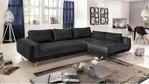 canapé cuir 5 places droit canapé d angle droit fixe pablo cuir et tissu 5 places pas cher