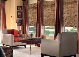Bamboo Curtains For Windows Woven Wood Shades Natural Shades Bamboo Blinds