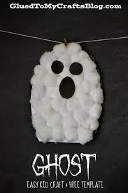 Halloween Ghost Crafts For Kids by Halloween Ghost Kid Craft Kids Crafts Crafts And Halloween