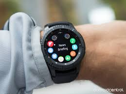 how to rearrange the samsung gear s3 u0027s app drawer and widgets