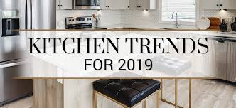 what is trend in kitchen cabinets 2019 kitchen cabinet trends superior cabinets