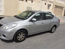 nissan car 2012 nissan sunny 2012 model for sale doha