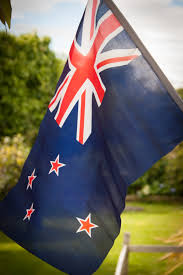 Flag New Zealand Free Stock Photo Of Flag New Zealand