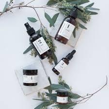 organic spa and skincare