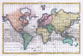 g map file 1780 raynal and bonne map of the world geographicus