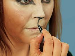 Black Eye Makeup For Halloween Halloween Makeup Tutorial Cat Hgtv