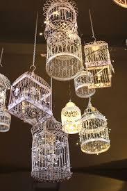 String Chandelier Diy Best 25 Birdcage Chandelier Ideas On Pinterest Birdcage Light