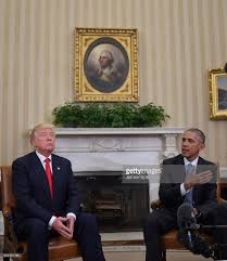 president obama meets with president elect donald trump in the