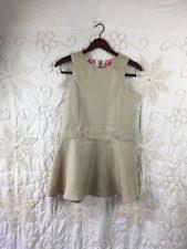 george polyester jumper dress girls u0027 uniforms sizes 4 u0026 up ebay