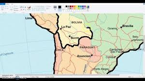 Blank South America Map Blank Maps South America Youtube