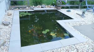 diy modern backyard koi pond on a budget youtube