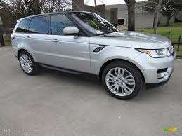 land rover sport 2017 2017 indus silver land rover range rover sport hse 118032718