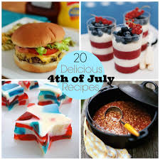 20 delicious 4th of july recipes