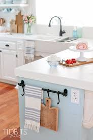 kitchen towel rack ideas home tour cottage kitchens kitchens and cottage ideas