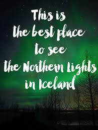best place to view northern lights this is the best place to see the northern lights in iceland hand