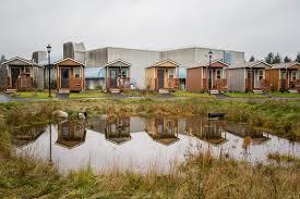 Home Design Eugene Oregon Using Design To Address Homelessness Through Transitional Housing
