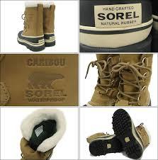 womens boots for winter field rakuten global market sorel sorel boots caribou buff