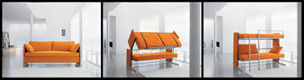 Sofa That Turns Into Bunk Beds by Doc A Sofa Bed That Converts Into A Bunk Bed In Two Seconds
