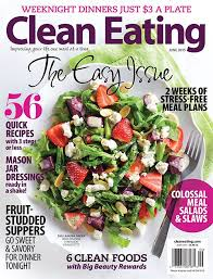 48 best clean eating magazine covers images on pinterest