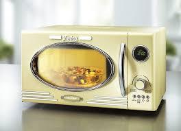 designer mikrowelle mikrowelle mit grill im retro design elektrische küchengeräte