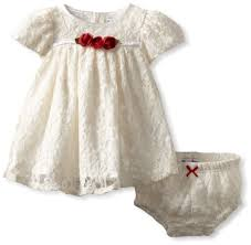 infant thanksgiving clothes newborn baby girls newborn knit lace dress and