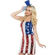pleaser patriotic american flag platform costume boots