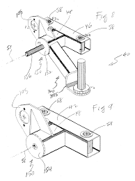 patent us20060027952 steerable magnetic wheel carriage google