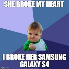 Samsung Meme - success kid meme imgflip