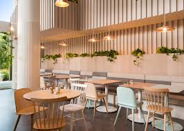Studio Interior Booths With Pitched Roofs Added To Restaurant Kitty Burns